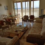 Apartment With 4 Bedrooms in Alassio, With Wonderful sea View and Furnished Terrace - 15 m From the Beach