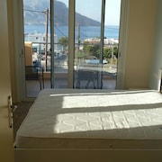 Apartment With one Bedroom in Karpathos, With Wonderful sea View, Furnished Balcony and Wifi - 100 m From the Beach