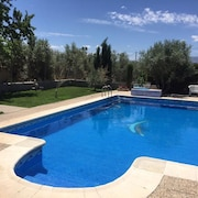 House With 7 Rooms in Baza, With Wonderful Mountain View, Private Pool, Furnished Terrace and Enclosed Garden