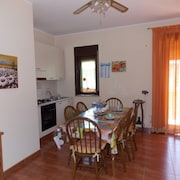 Apartment With 3 Bedrooms in Favara, With Wonderful City View, Furnished Balcony and Wifi - 10 km From the Beach