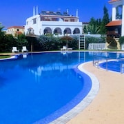 Apartment With one Bedroom in Martil, With Wonderful sea View, Pool Access, Balcony
