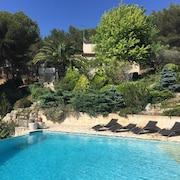 Villa With 3 Bedrooms in Septèmes-les-vallons, With Private Pool, Enclosed Garden and Wifi