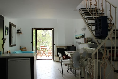 House With 3 Bedrooms in Nikiti, With Wonderful sea View, Enclosed Garden and Wifi