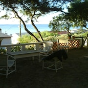 House With 4 Bedrooms in Leucate, With Wonderful sea View, Enclosed Garden and Wifi - 50 m From the Beach