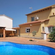 Villa With 3 Bedrooms in Santa Coloma de Farners, With Private Pool, Terrace and Wifi - 28 km From the Beach