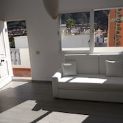 Apartment With one Room in Playa de Mogán, With Wonderful sea View, Terrace and Wifi