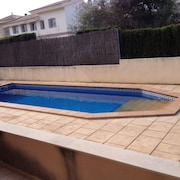 House With one Bedroom in L'ampolla, With Pool Access and Enclosed Garden - 30 m From the Beach