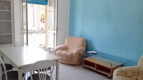 Apartment With 2 Bedrooms in Pescara, With Balcony and Wifi - 300 m From the Beach