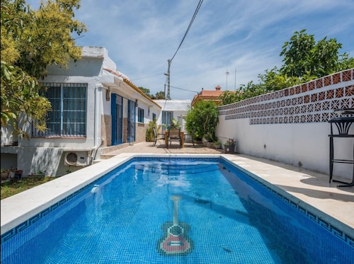 Villa With 4 Bedrooms in Marbella, With Wonderful sea View, Private Pool, Furnished Terrace - 200 m From the Beach