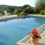 Property With one Bedroom in Thenon, With Pool Access, Furnished Garden and Wifi