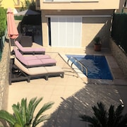 Delightful House in Alcudia, Majorca, With Swimming Pool, 200 Metres From the sea