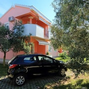 Apartment With 2 Bedrooms in Bibinje, With Enclosed Garden and Wifi - 150 m From the Beach