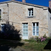 Traditional, 5-bedroom Cottage on 200 Year-old Farm in Beautiful La Caillère-saint-hilaire, Vendée
