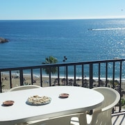 Apartment With 3 Bedrooms in Fuengirola, With Wonderful sea View, Furnished Terrace and Wifi - 50 m From the Beach