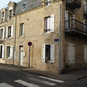 House With 4 Bedrooms in Luc-sur-mer, With Balcony and Wifi - 200 m From the Beach