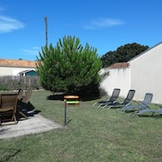 House With 3 Bedrooms in Marennes, With Enclosed Garden and Wifi - 200 m From the Beach