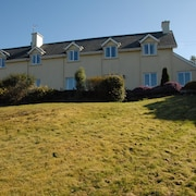 House With 5 Bedrooms in Co. Kerry, With Wonderful sea View, Enclosed Garden and Wifi - 500 m From the Beach