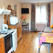Apartment With one Bedroom in Cayeux-sur-mer, With Enclosed Garden and Wifi - 800 m From the Beach