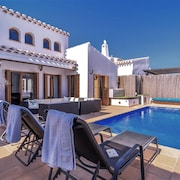 Villa With 4 Bedrooms in Murcia, With Private Pool, Enclosed Garden and Wifi - 31 km From the Beach