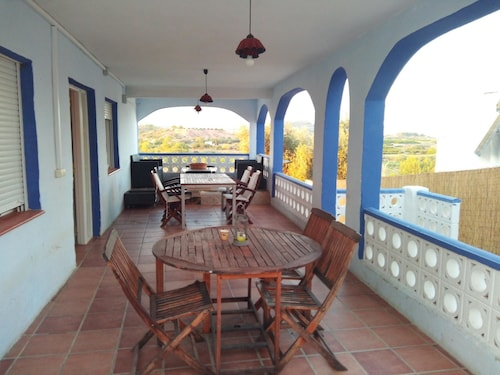 House With 5 Rooms in Villamarchante, Valencia, With Wonderful Mountain View, Private Pool and Enclosed Garden