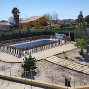 House With 3 Rooms in Benicarló, With Private Pool and Furnished Garden - 2 km From the Beach