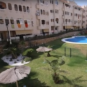 Apartment With 2 Bedrooms in Almeria, With Pool Access and Balcony - 500 m From the Beach