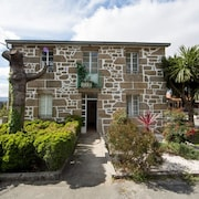 House With 3 Bedrooms in Teo, With Wonderful Mountain View, Furnished Garden and Wifi - 33 km From the Beach