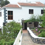 House With 2 Bedrooms in El Amparo, With Wonderful sea View, Furnished Terrace and Wifi - 6 km From the Beach