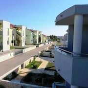 Apartment With 2 Bedrooms in Vrsi, With Enclosed Garden - 350 m From the Beach