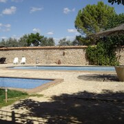 House With one Bedroom in Humilladero, With Wonderful Mountain View, Pool Access, Furnished Garden