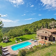 Villa With 5 Bedrooms in Arezzo, With Private Pool, Furnished Terrace and Wifi