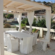 Apartment With 2 Bedrooms in Psathi, With Wonderful sea View and Furnished Terrace - 700 m From the Beach