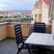 Apartment With 2 Bedrooms in Povljana, With Wonderful sea View, Furnished Balcony and Wifi - 30 m From the Beach