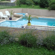 House With 3 Bedrooms in Auterive, With Private Pool, Enclosed Garden and Wifi