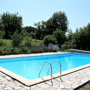 Villa With 4 Bedrooms in Dordogne, With Pool Access, Furnished Terrace and Wifi - 148 km From the Beach