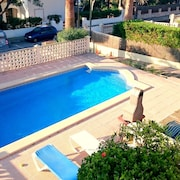 Chalet With 3 Bedrooms in Cala Pi, With Pool Access, Furnished Garden and Wifi - 2 km From the Beach