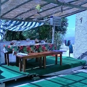 Apartment With 2 Rooms in Aiello Calabro, With Wonderful Mountain View, Enclosed Garden and Wifi