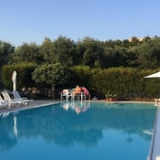 House With one Room in Grottaglie, With Pool Access, Furnished Terrace and Wifi