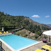 Quinta das Aveleiras - House With 2 Rooms in Torre de Moncorvo, With Wonderful Mountain View, Pool Access