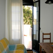 House With 2 Bedrooms in Aracena, With Wonderful Mountain View and Furnished Terrace