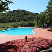 House With 2 Bedrooms in Murlo, With Private Pool, Furnished Terrace and Wifi