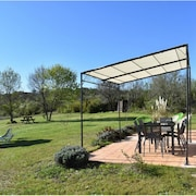 House With 3 Bedrooms in Cabrerets, With Wonderful Countryside View, Enclosed Garden and Wifi
