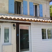 House With 3 Bedrooms in Mortagne-sur-gironde, With Enclosed Garden - 18 km From the Beach