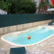 House With 3 Bedrooms in Marseillan, With Private Pool and Enclosed Garden - 6 km From the Beach