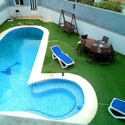 Villa With 3 Bedrooms in Los Montesinos, With Private Pool, Furnished Terrace and Wifi - 6 km From the Beach
