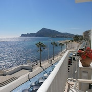 Apartment With 4 Bedrooms in Altea, With Wonderful sea View and Terrace