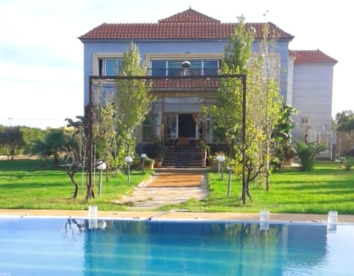 Villa With 3 Bedrooms in Laghnimyene, With Private Pool and Furnished Garden - 45 km From the Beach