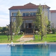 Villa With 3 Bedrooms in Oulad Hriz, With Private Pool and Furnished Garden - 45 km From the Beach