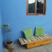 House With 2 Bedrooms in Roquenegro, With Wonderful sea View and Enclosed Garden - 12 km From the Beach