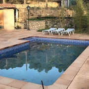Villa With 4 Bedrooms in Castellbell i el Vilar, With Wonderful Mountain View, Private Pool, Enclosed Garden